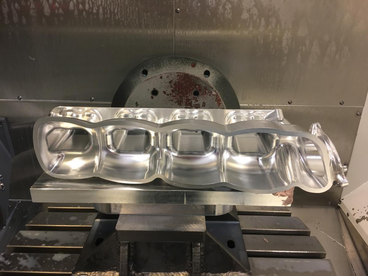 Billet Aluminum Intake Manifold